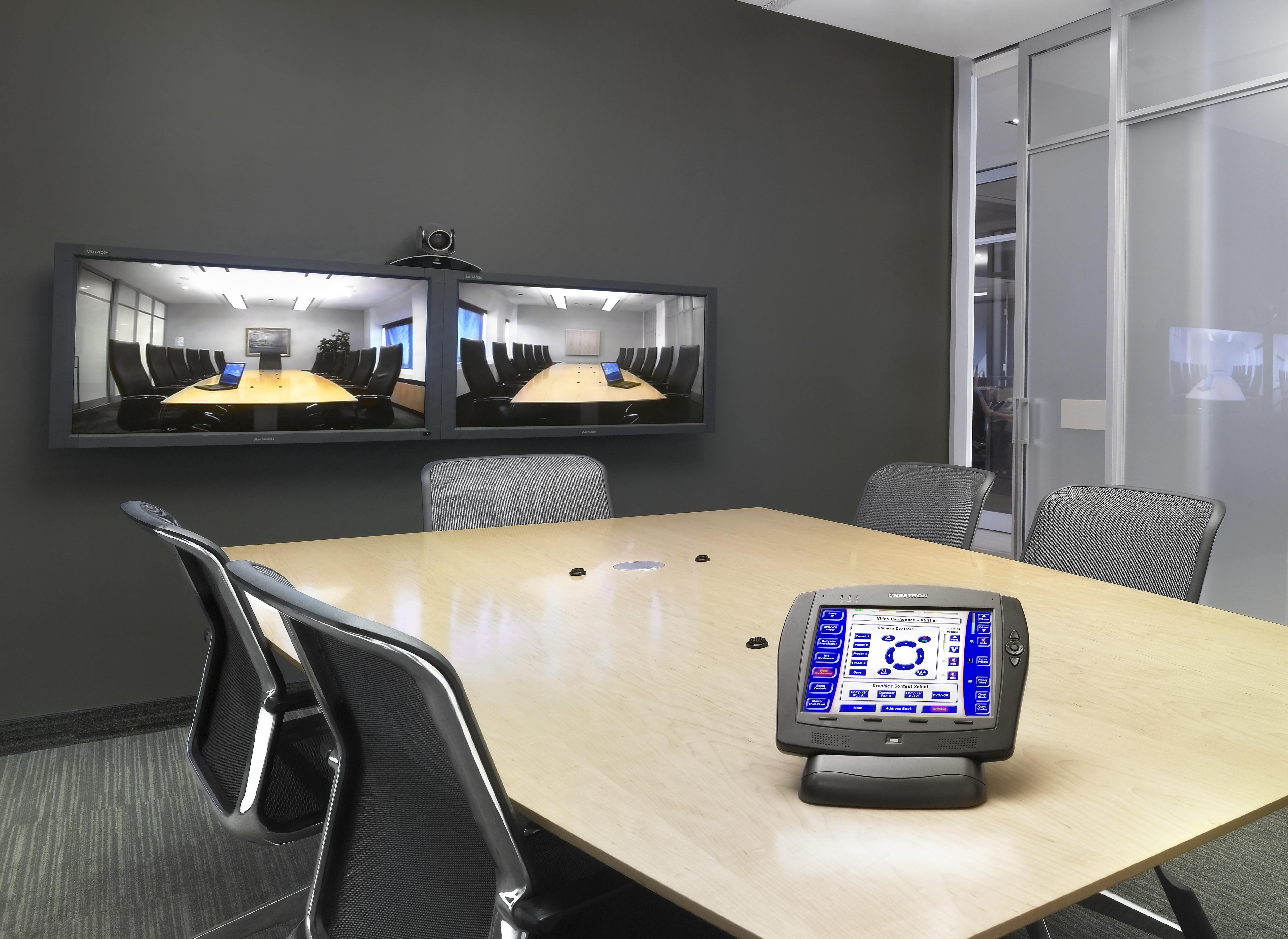 Collaborative Solution-Meeting Room by ET Group